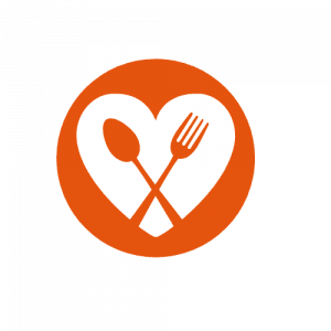 Animated Icon Showing representing healthy eating